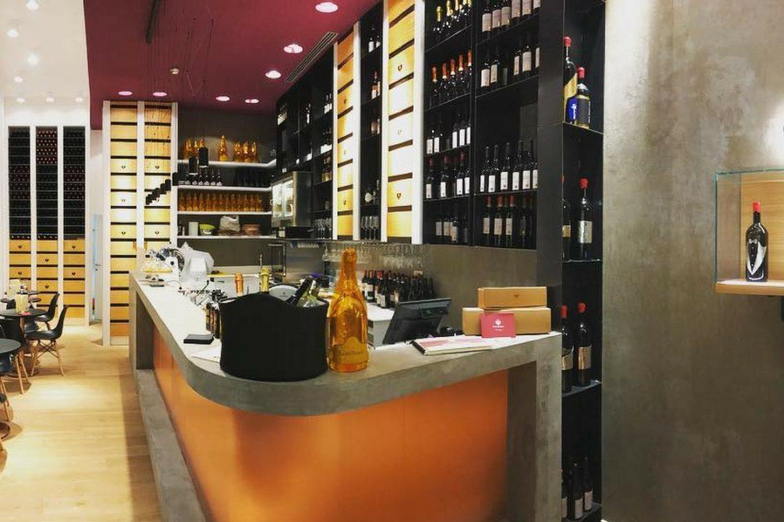 Svinazzando il nuovo locale per gli amanti del vino a for Nuovo locale milano