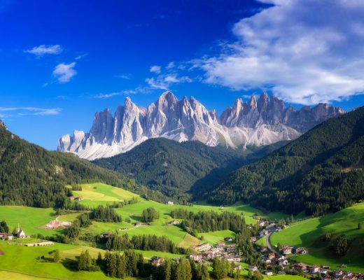 Prodotti di montagna, cosa degustare nelle montagne italiane