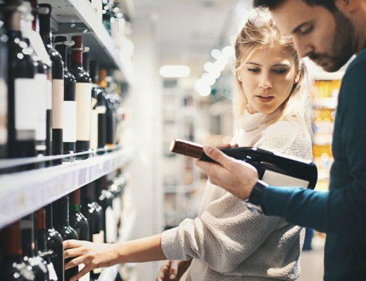 I vini più bevuti dai giovani in Italia