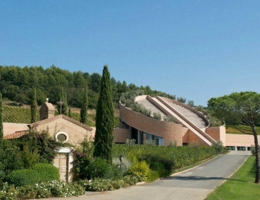 Vino e architettura: le cantine da non perdere in Toscana