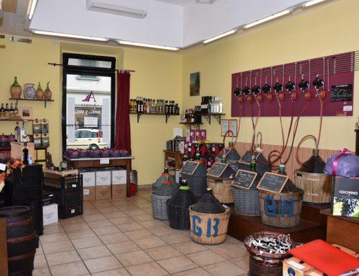 Da Andrea vino sfuso: la tua bottega del vino a Firenze