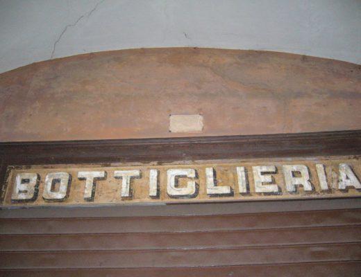 Le vecchie bottiglierie di Milano