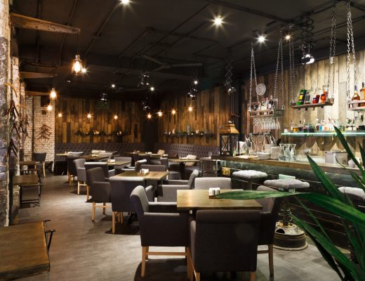 Design e accessori d'arredo nei ristoranti e nei wine bar
