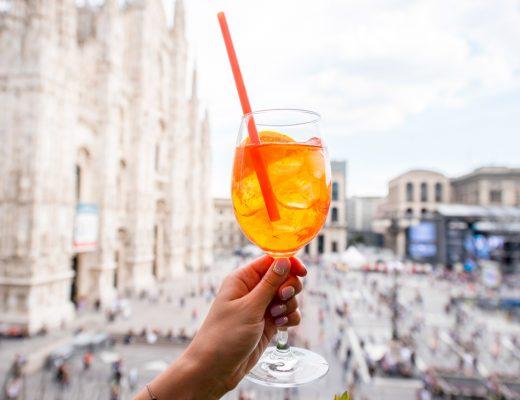 I migliori locali in cui fare l'aperitivo a Milano
